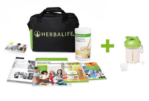 Pakiet Startowy - współpraca z Herbalife
