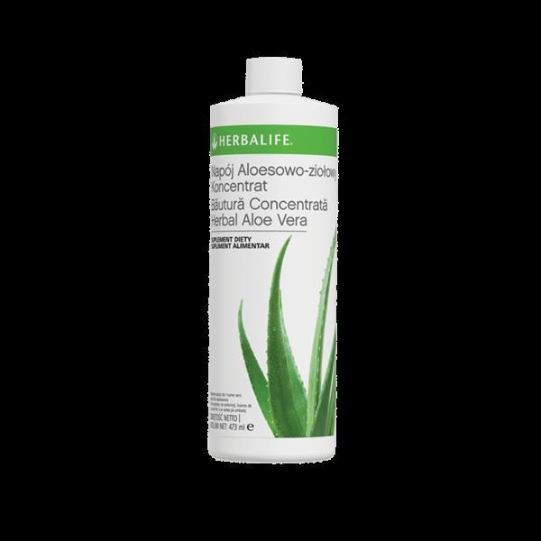 Napój Aloesowo-Ziołowy Herbalife