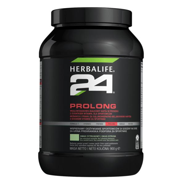 H24 Prolong smak cytrusowy 900 g