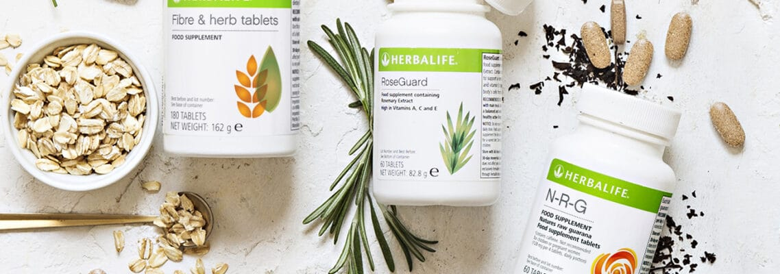 składniki odżywcze Herbalife