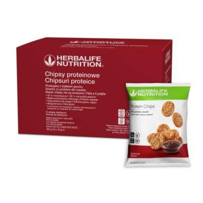 Herbalife Chipsy proteinowe